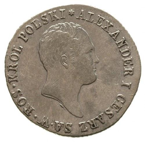 1 złoty 1818, Warszawa, Plage 62, Bitkin 842, minimalne...