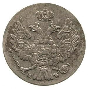 5 groszy 1840, Warszawa, kropka po GROSZY, Plage 143 R1...