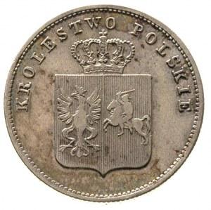 2 złote 1831, Warszawa, Plage 273, patyna