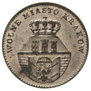 zestaw monet 1 złoty, 10 i 5 groszy, Wiedeń, Plage 294,...