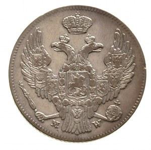 30 kopiejek = 2 złote 1841, Warszawa, Plage 380, Bitkin...