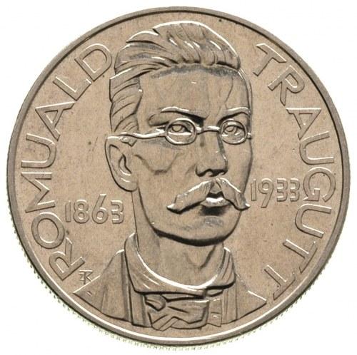 10 złotych 1933, Warszawa, Romuald Traugutt, Parchimowi...