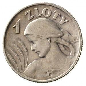 1 złoty 1925, Londyn, Parchimowicz 107 b