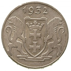 5 guldenów 1932, Berlin, Kościół Marii Panny, Parchimow...