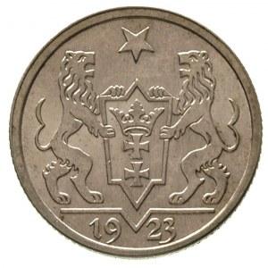 1 gulden 1923, Utrecht, Koga, Parchimowicz 61 a, wyśmie...
