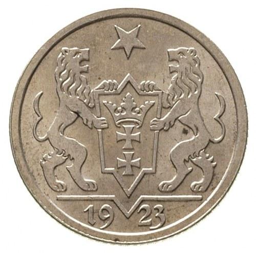 1 gulden 1923, Utrecht, Koga, Parchimowicz 61 a, minima...