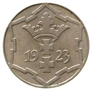 10 fenigów 1923, Berlin, Parchimowicz 57 a, piękne
