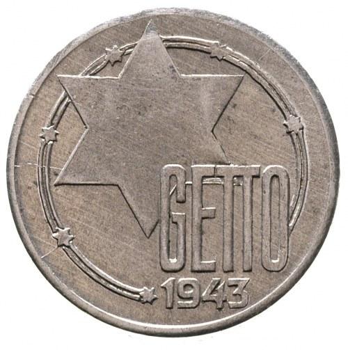20 marek 1943, Łódź, Parchimowicz 16, bardzo rzadkie w ...