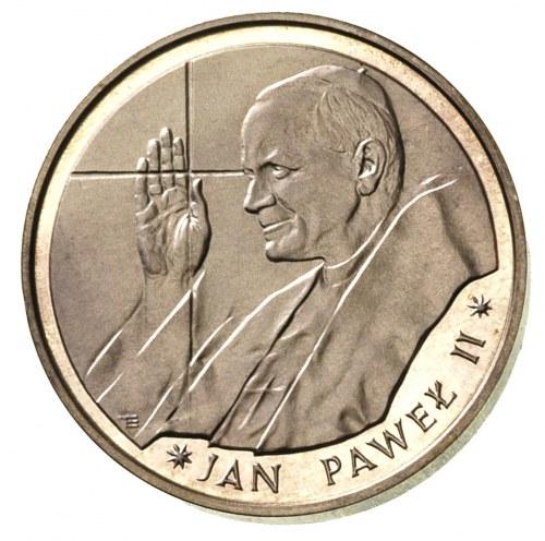 10.000 złotych 1988, Warszawa, Jan Paweł II, Parchimowi...