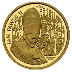 100.000 złotych 1991, Jan Paweł II, na rewersie wypukły...