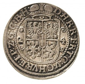 ort 1624, Królewiec, Neumann 10.101, Bahr. 1448