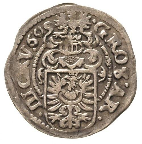 trzykrucierzówka 1609, Cieszyn, F.u.S. 3015