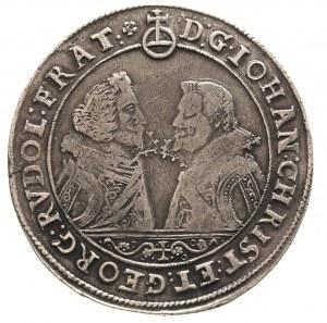 talar 1620, Złoty Stok, 28.55 g, F.u.S. 1542, Dav. 7718...