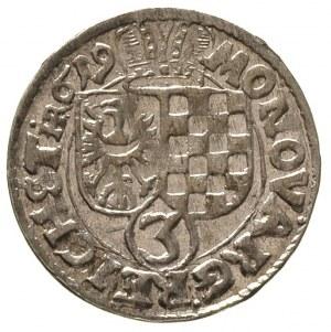 3 krajcary 1619, Złoty Stok, F.u.S. 1537