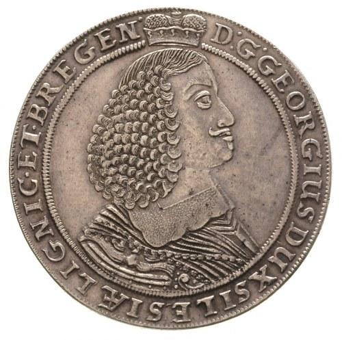talar 1660, Brzeg, F.u.S. 1840, Dav. 7735, ładnie zacho...