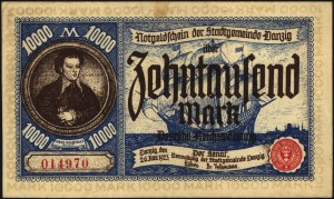 10.000 marek, 26.06.1923, Miłczak G8