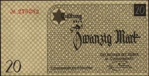20 marek 15.05.1940, bez znaków wodnych, Miłczak Ł6c