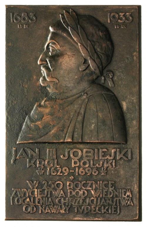 Jan III Sobieski - w 250 rocznicę Odsieczy Wiedeńskiej,...
