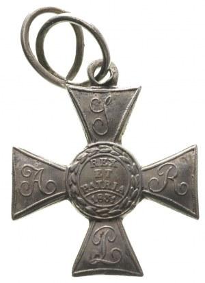 Mikołaj I 1825-1855, Krzyż Virtuti Militari za stłumien...
