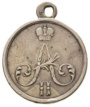 Aleksander II 1855-1881, medal Za pokonanie Czeczenii i...