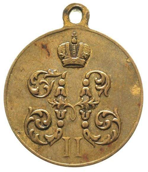 Mikołaj II 1894-1917, medal Za Marsz na Chiny 1900-1901...