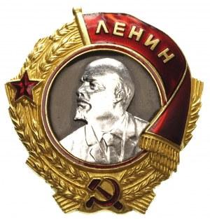 order Lenina z mocowaniem na śrubę, złoto i platyna, 43...