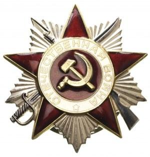 odznaka Bohatera Wojny Ojczyźnianej, II klasa, wariant ...