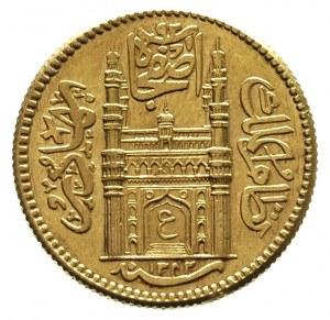 Hajdarabat, Mir Usman Ali Khan 1911-1948, ashrafi AH 13...