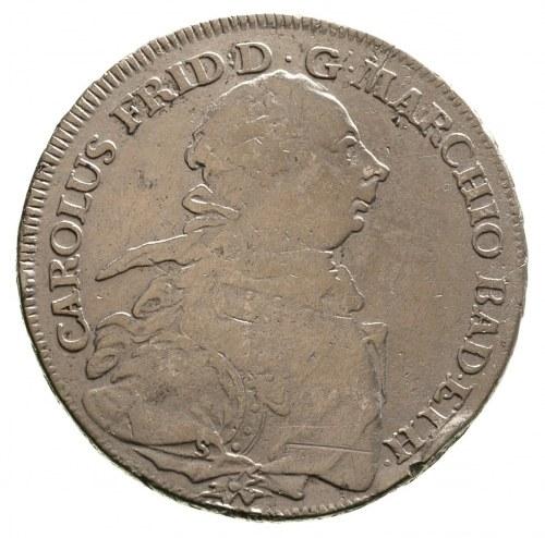 Karol Fryderyk 1738-1811, talar 1765, Dav. 1933