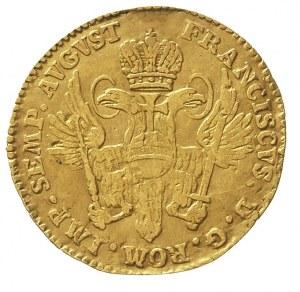 dukat 1756, złoto 3.29 g, Fr. 1125, Gaedechens 156