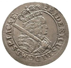 Fryderyk III 1688-1701-1713, ort 1699/SD, Królewiec, Ne...