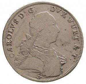 Karol Eugeniusz 1744-1793, talar 1769, Dav. 2866, Klein...