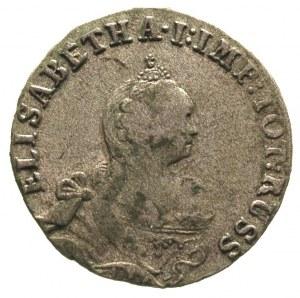 szóstak 1761, Krasnyj Dwor, Diakov 715, patyna