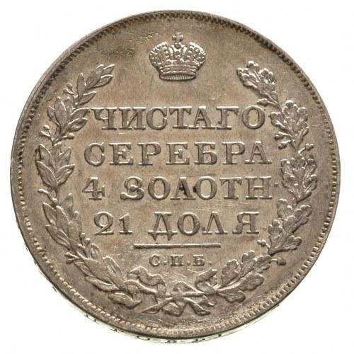 rubel 1819 / П-С, Petersburg, Bitkin 127