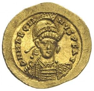 Marcjan 450-457, solidus ok. 450, Konstantynopol, oficy...