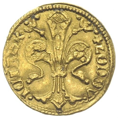 Ludwik Węgierski 1342-1382 jako król Polski i Węgier, g...
