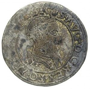 czworak 1566, Wilno, odmiana napisu L / LIT, Ivanauskas...