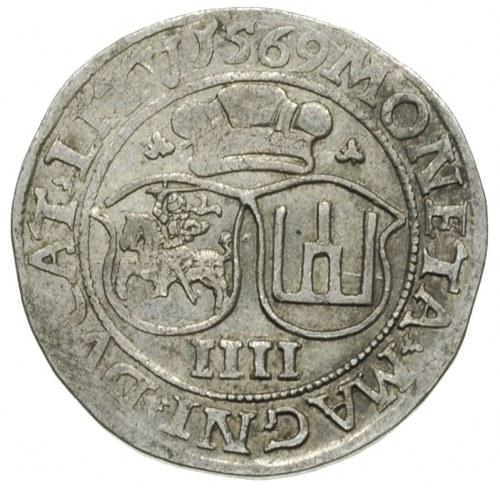 czworak 1569, Wilno, odmiana napisu L / LITV, Ivanauska...