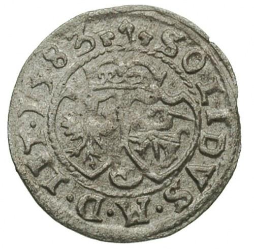 szeląg 1583, Wilno