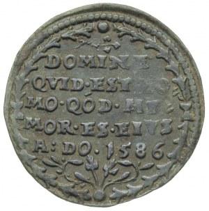 liczman z mennicy wileńskiej, 1586, Tyszkiewicz Teodor ...