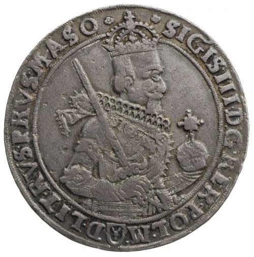 talar 1630, Bydgoszcz, odmiana z wąskim popiersiem król...
