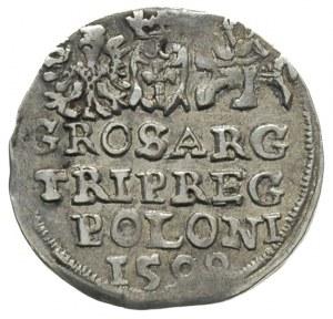 trojak 1598, Lublin, pełna data na dole, Iger L.98.4.b ...