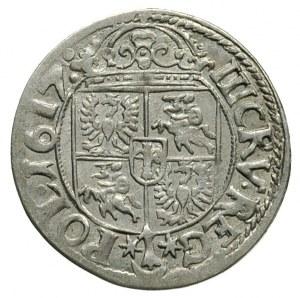 trzykrucierzówka 1617, Kraków