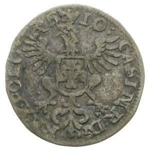 dwugrosz 1650, Wschowa, patyna