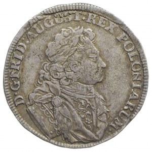 2/3 talara (coselgulden) 1707, Drezno, Merseb. 1451, Da...