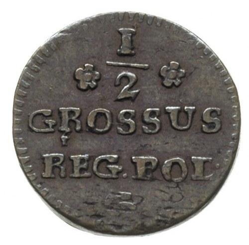 półgrosz 1768, Kraków, Plage 14