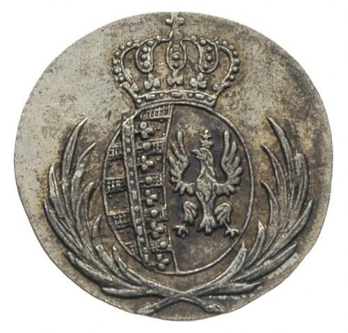 5 groszy 1811, Warszawa, litery IS, duża cyfra 5, Plage...