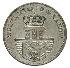 5 groszy 1835, Wiedeń, Plage 296, pięknie zachowane