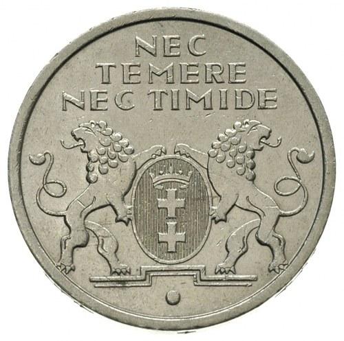 5 guldenów 1935, Berlin, Koga, Parchimowicz 68, rzadkie
