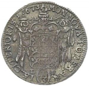 1/3 talara (1/2 guldena) 1673, Szczecin, Ahlström 126, ...
